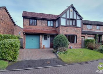 Thumbnail 4 bed detached house for sale in Tushingham Close, Great Boughton, Chester
