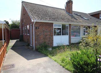 Thumbnail 3 bed bungalow to rent in Grampian Close, Huntington, York