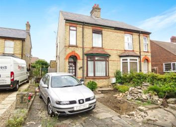 Thumbnail 3 bed semi-detached house for sale in St. Neots Road, Eaton Ford, St. Neots