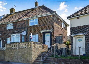 Thumbnail 2 bed end terrace house for sale in Wiston Road, Brighton