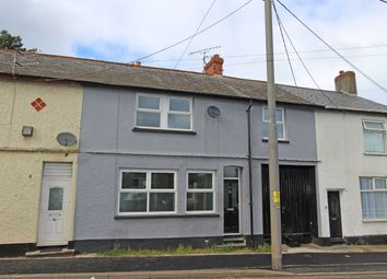 Thumbnail 3 bed terraced house for sale in Station Road, Cullompton
