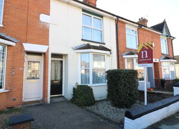 Thumbnail 3 bed terraced house for sale in Canterbury Road, South Willesborough, Ashford