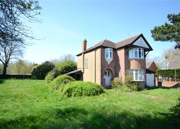 Thumbnail 3 bed detached house for sale in Squires Bridge Road, Shepperton, Surrey