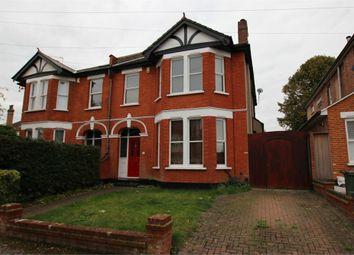 Thumbnail 4 bed semi-detached house to rent in Grosvenor Gardens, Wallington, Surrey