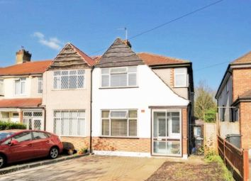 Thumbnail 3 bed semi-detached house to rent in Ash Tree Way, Croydon