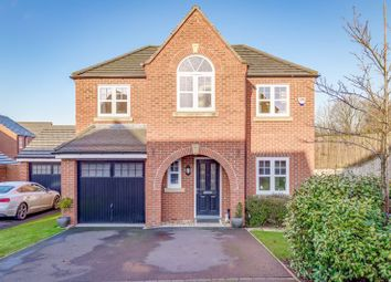 4 bed detached house for sale in Herons Wharf, Appley Bridge, Wigan WN6
