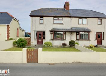 Thumbnail 3 bed semi-detached house for sale in Springfield Road, Portavogie