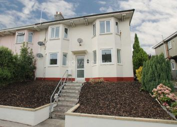 Thumbnail 2 bed flat for sale in Refurbished Ground Floor Flat Brentor Road, St Judes, Plymouth