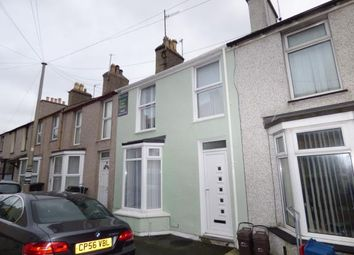 Thumbnail 3 bed terraced house for sale in Wian Street, Holyhead, Sir Ynys Mon