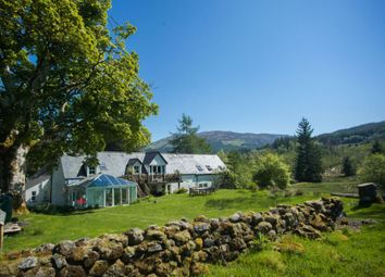 Thumbnail 5 bed detached house for sale in Westerlix, Killin