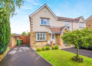 Thumbnail 3 bed end terrace house for sale in Cwrt Nant Y Felin, Caerphilly
