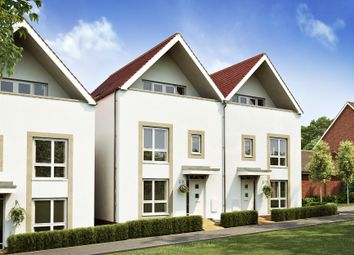 "Thumbnail 4 bed terraced house for sale in ""Bayswater"" at Langmore Lane, Lindfield, Haywards Heath"