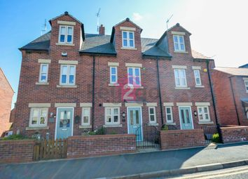 Thumbnail 3 bed terraced house for sale in Rectory Road, Clowne, Chesterfield