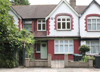 Thumbnail 3 bed terraced house to rent in Victoria Road, London