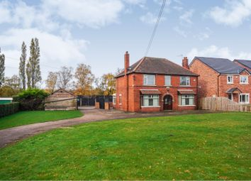 Thumbnail 3 bed detached house for sale in Long Lane, Great Heck