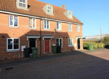 Thumbnail 3 bedroom terraced house for sale in Cabinet Close, Dereham
