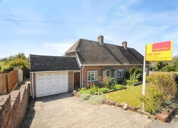 Thumbnail 2 bed semi-detached house for sale in Lambourn Woodlands, Newbury, Berkshire