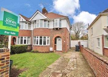3 bed semi-detached house for sale in Lavington Road, Worthing, West Sussex BN14
