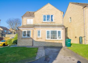 Thumbnail 4 bed detached house for sale in Shrike Close, Bradford, West Yorkshire
