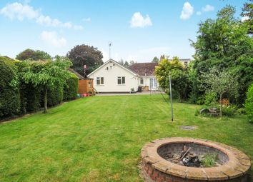 Thumbnail 4 bed semi-detached bungalow for sale in Wamil Way, Mildenhall, Bury St. Edmunds