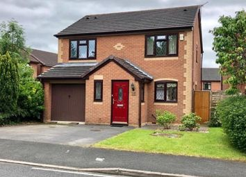 Thumbnail 4 bedroom detached house for sale in Keats Drive, Rode Heath, Stoke-On-Trent, Cheshire