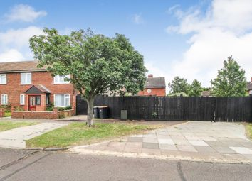 Thumbnail 2 bed semi-detached house for sale in Whitley Road, Shortstown, Bedford