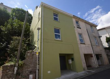 Thumbnail 2 bed end terrace house to rent in Coburg Cottages, Melville Street, Torquay, Devon