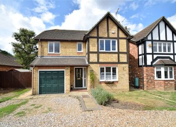 Thumbnail 4 bedroom detached house for sale in Aldridge Park, Winkfield Row, Berkshire