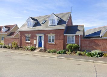 Thumbnail 4 bedroom detached house for sale in Ellerby Drive, Wisbech