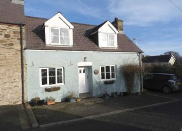Thumbnail 3 bed cottage for sale in Crosswell, Crymych