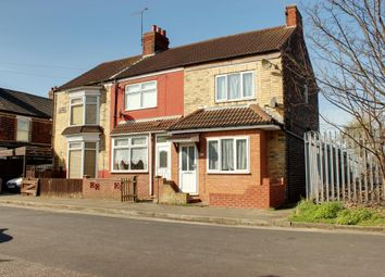 Thumbnail 2 bed end terrace house for sale in Delhi Street, Hull