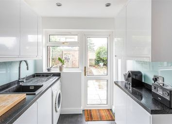 Thumbnail 3 bedroom terraced house for sale in Station Avenue, Walton-On-Thames, Surrey