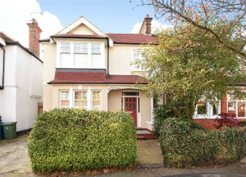 Thumbnail 4 bed semi-detached house for sale in Radnor Road, Harrow, Middlesex