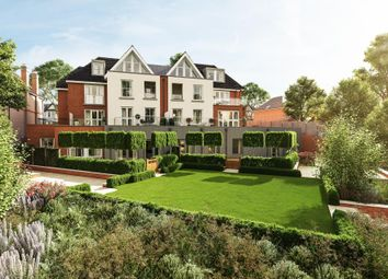 Thumbnail 3 bed flat for sale in The Halley, Finchley