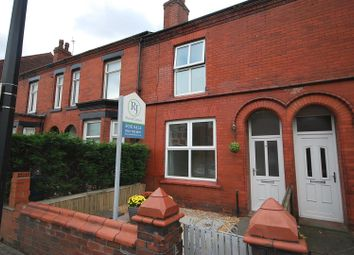 Thumbnail 3 bed terraced house for sale in High Street, Worsley, Manchester
