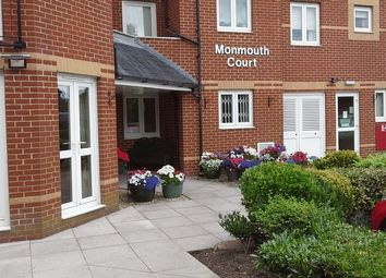 Thumbnail 1 bed flat for sale in Monmouth Court, Newport