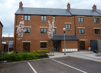Thumbnail 2 bed flat to rent in The Quarters, New Street, Hinckley, Leicestershire