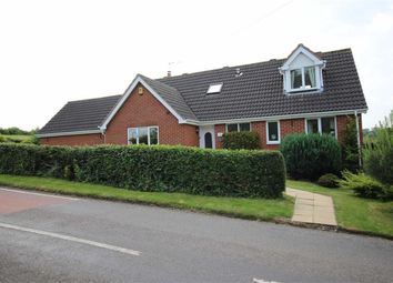 Thumbnail 3 bed detached house for sale in Moor Road, Breadsall Village, Derby