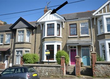 Thumbnail 4 bed terraced house for sale in Daniell Road, Truro, Cornwall