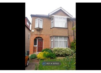 Thumbnail 4 bed semi-detached house to rent in Malden Hill Gardens, New Malden