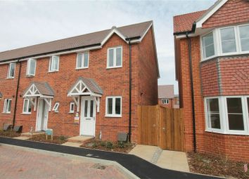Thumbnail 2 bed terraced house to rent in Highbay Close, Eastleigh