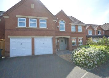 Thumbnail 5 bedroom detached house for sale in Millfield, Neston