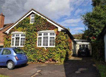 Thumbnail 4 bed detached bungalow for sale in Thaxted Road, Saffron Walden, Essex
