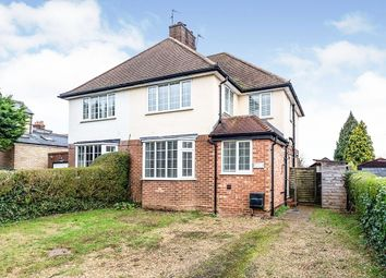 Thumbnail 3 bed property to rent in Bearton Road, Hitchin
