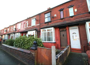 Thumbnail 3 bedroom terraced house for sale in Gorton Road, Reddish, Stockport