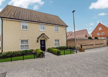 Thumbnail 4 bed detached house for sale in Stoneham Road, Stanford-Le-Hope