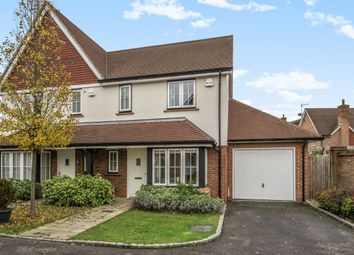 Thumbnail 3 bed semi-detached house for sale in Bramble Close, Barns Green