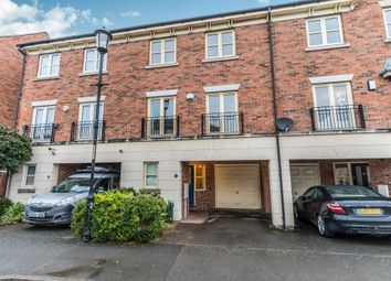 Thumbnail 3 bed town house for sale in Sansome Place, Worcester