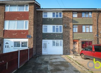 Thumbnail 4 bed town house for sale in Fifth Avenue, Canvey Island