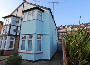Thumbnail 3 bed semi-detached house for sale in Maple Avenue, Leigh-On-Sea
